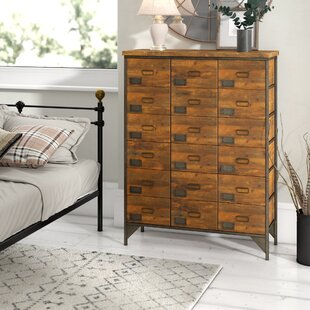Mignon 18 Drawer Chest By Laurel Foundry