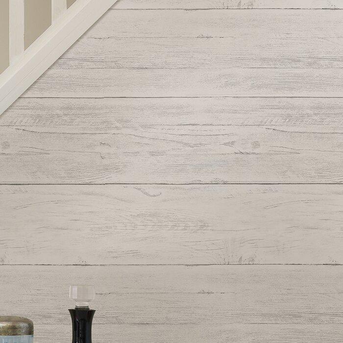 Shiplap 18 X 20 5 Wood Wallpaper Roll