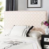 Farringdon Queen Upholstered Panel Headboard by House of Hampton®