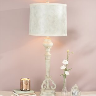 Kyleigh Classic Traditional 37.25 Table Lamp