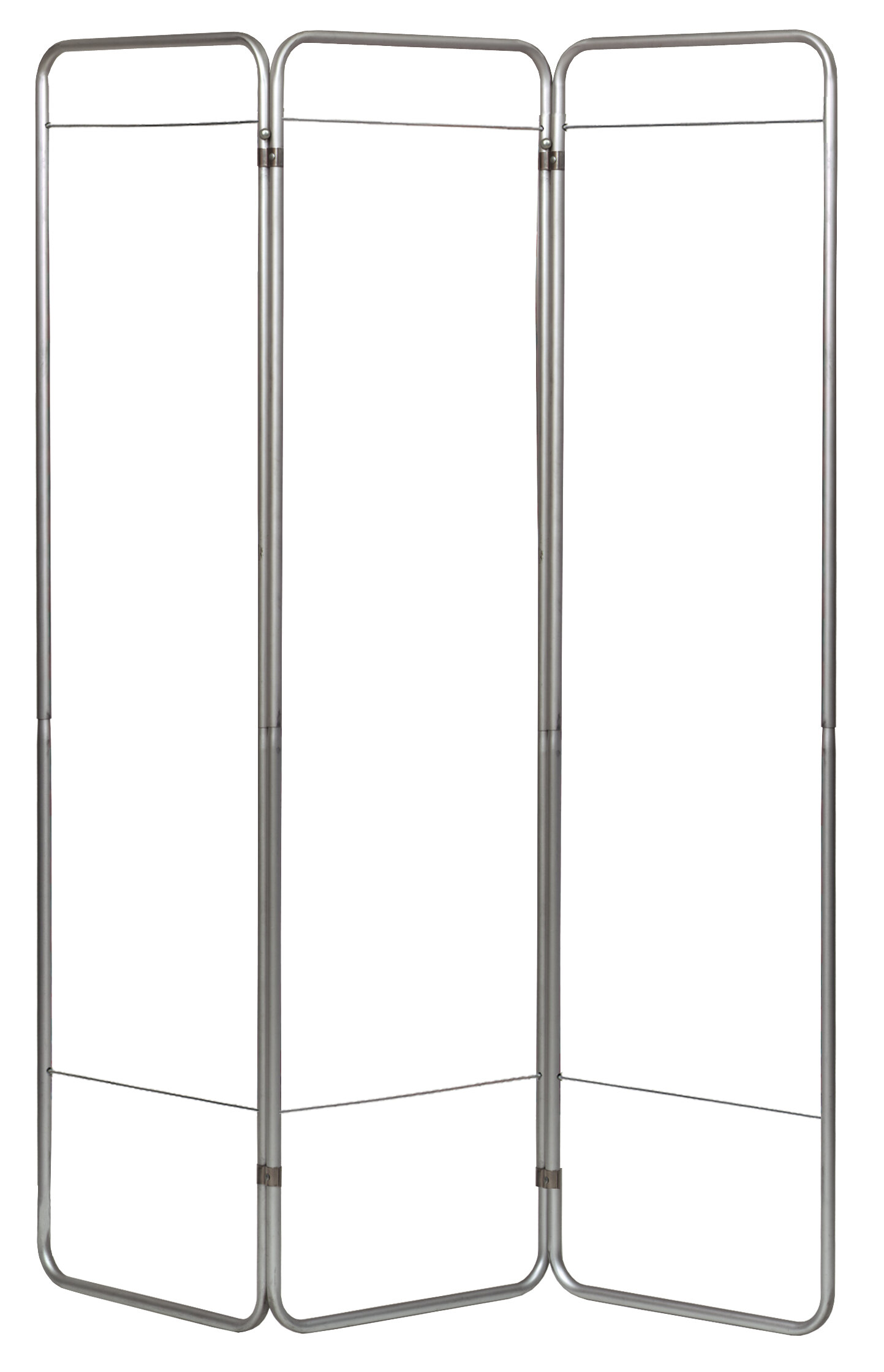 Omnimed Economy Screen Frame 3 Panel Room Divider Wayfair