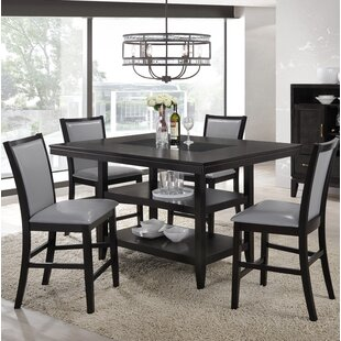 Ashton 5 Piece Counter Height Dining Set