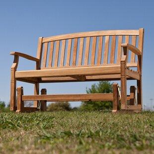 Wildon Home ® Jamison Teak Garden Bench