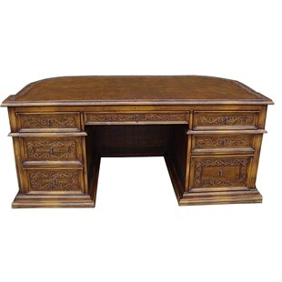 Classico Executive Desk by New World Trading 2019 Online