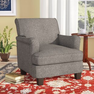 Hodson Armchair by Three Posts