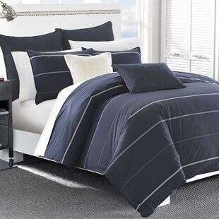 Southport Reversible Comforter Set by Nautica