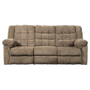 Shop Raine Reclining Sofa by Red Barrel Studio
