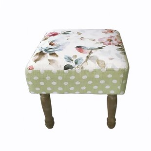 Krausgrill Beautiful Romance Design Stool By Lily Manor
