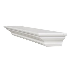The Crestwood Fireplace Shelf Mantel By Pearl Mantels