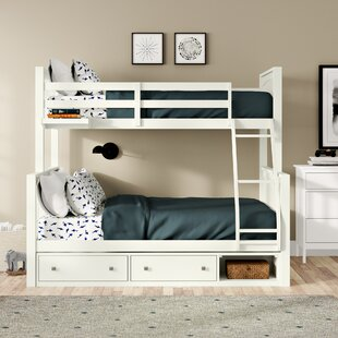 Inexpensive Granville Twin over Full Storage Bunk by Viv + Rae Reviews (2019) & Buyer's Guide