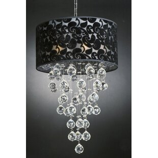 House of Hampton Huseby 6-Light Chandelier