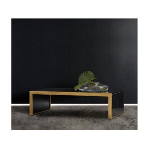 Melange Pip Rectangle Coffee Table by Hooker..