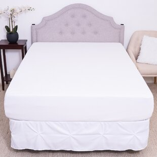 Aadvik Premium Terry Waterproof Fitted Mattress Cover
