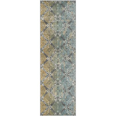 6 8 Runner Yellow Amp Gold Area Rugs You Ll Love In 2019