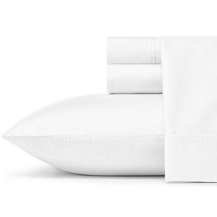 Braxton 300 Thread Count 100% Cotton Sheet Set ByThe Twillery Co.