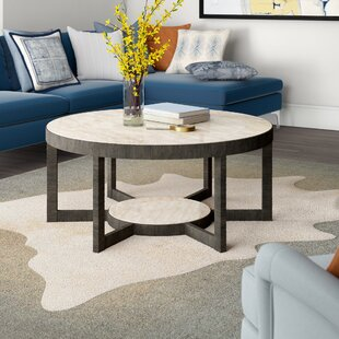 Mascotte Round Coffee Table