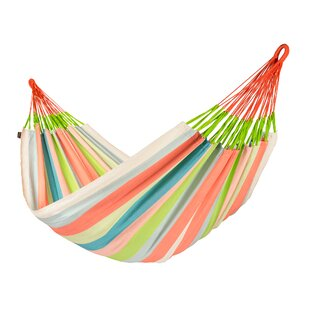 LA SIESTA DOMINGO Weatherproof Family Olefin Tree Hammock