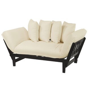 Brazil Lounger Futon and Mattress