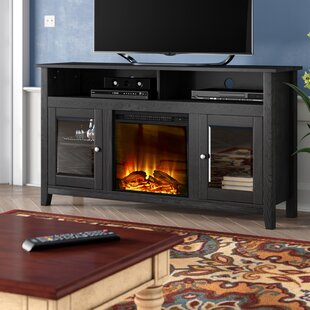 Kohn TV Stand for TVs up to 60 with Electric Fireplace by Zipcode Design