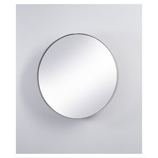 Jenny 60cm X 60cm Surface Mount Mirror Cabinet By Symple Stuff
