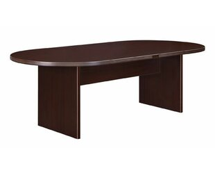Savings Fairplex Oval Conference Table ByFlexsteel Contract