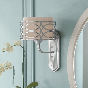 Check Prices Helina 1-Light Bath Sconce ByWilla Arlo Interiors