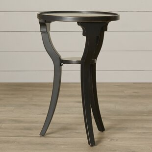 Milla End Table by August Grove