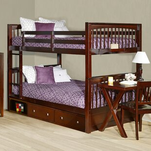 Reviews Susan Bunk Bed with Drawers by Viv + Rae Reviews (2019) & Buyer's Guide