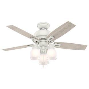 Great choice 44 Donegan 5-Blade Ceiling Fan By Hunter Fan