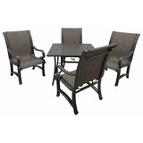 Griffeth 5 Piece Dining Set
