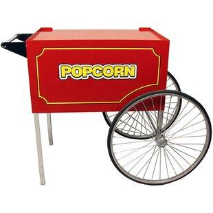 Classic Pop Popcorn Cart