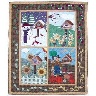 Patch Magic Four Seasons Quilt