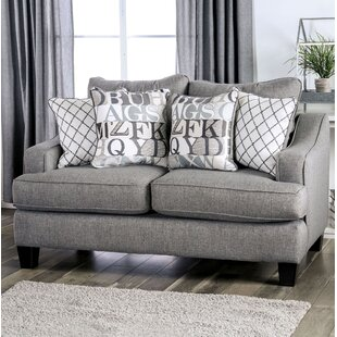 Gayden T-Cushion Loveseat by Latitude Run