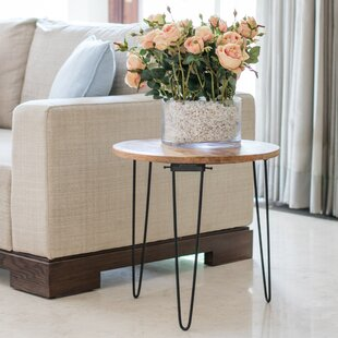 Wilhelmina End Table by Foundry Select Read Reviews