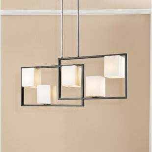 Orren Ellis Parra 5-Light Pendant