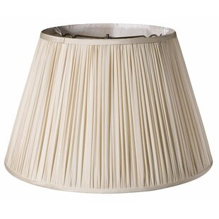 16 Silk/Shantung Bell Lamp Shade