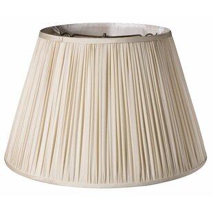 18 Silk/Shantung Empire Lamp Shade