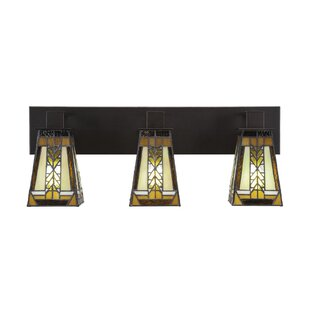 Loon Peak Eurig 3-Light Vanity Light
