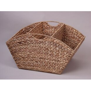 Newspaper Basket By House Of Hampton