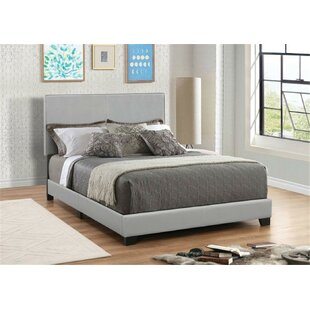 Marshfield Upholstered Panel Bed by Zipcode Design