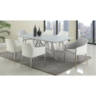 Zaiden 7 Piece Dining Set by Wade Logan Spacial Price