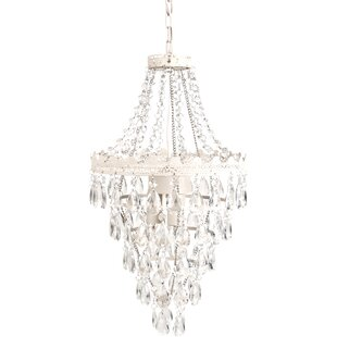 Viv + Rae Caden 1-Light Crystal Pendant