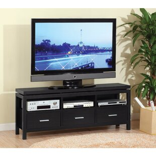 Latitude Run Donis Contemporary 60'' TV Stand with Open Shelves