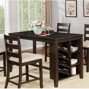 Gracie Oaks Umana Counter Height Dining Table