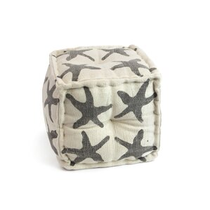 Ariya Starfish Pouf by Highland Dunes