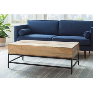 Home and Garden Direct Storage Coffee Table with Lift Top