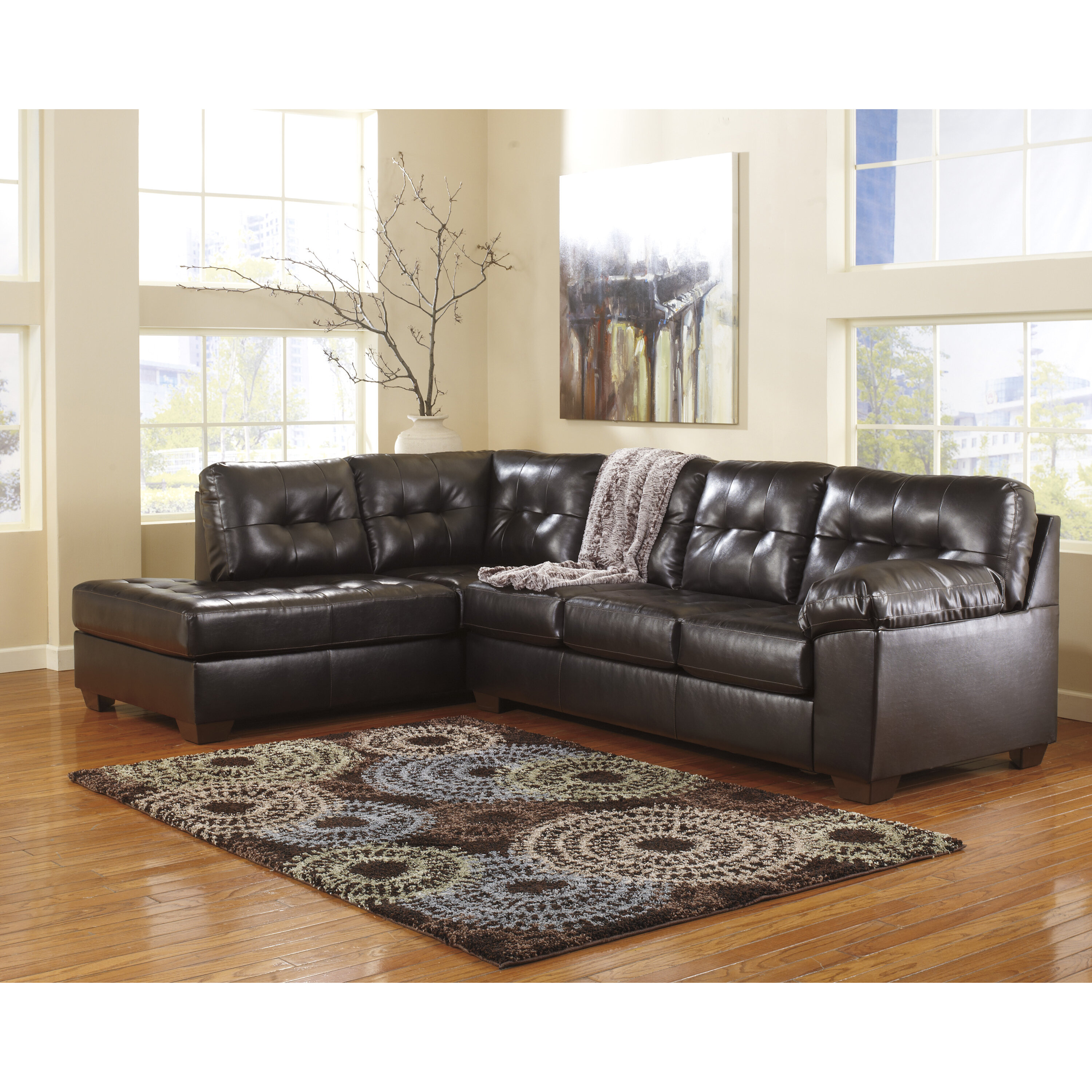 Red Barrel Studio Bellville Sectional U0026 Reviews | Wayfair