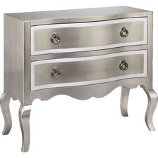 Penner 2 Drawer Cabinet by Stein World