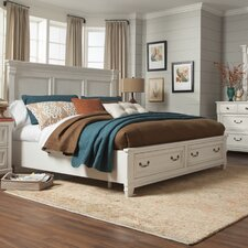 Randolph Storage Panel Bed by Beachcrest Home