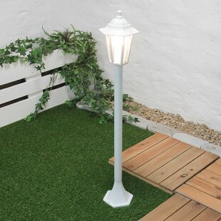 Lucy 1-Light LED 105cm Post Light By Marlow Home Co.